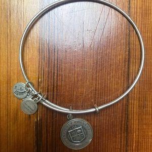 Alex and Ani Endicott College Bracelet